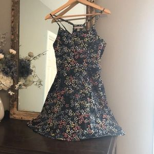 Banana Republic Floral Sun Dress